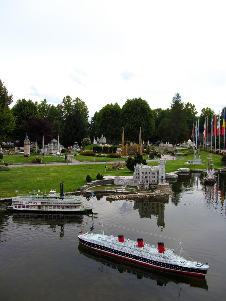 Ausflug zu Minimundus in Klagenfurt
