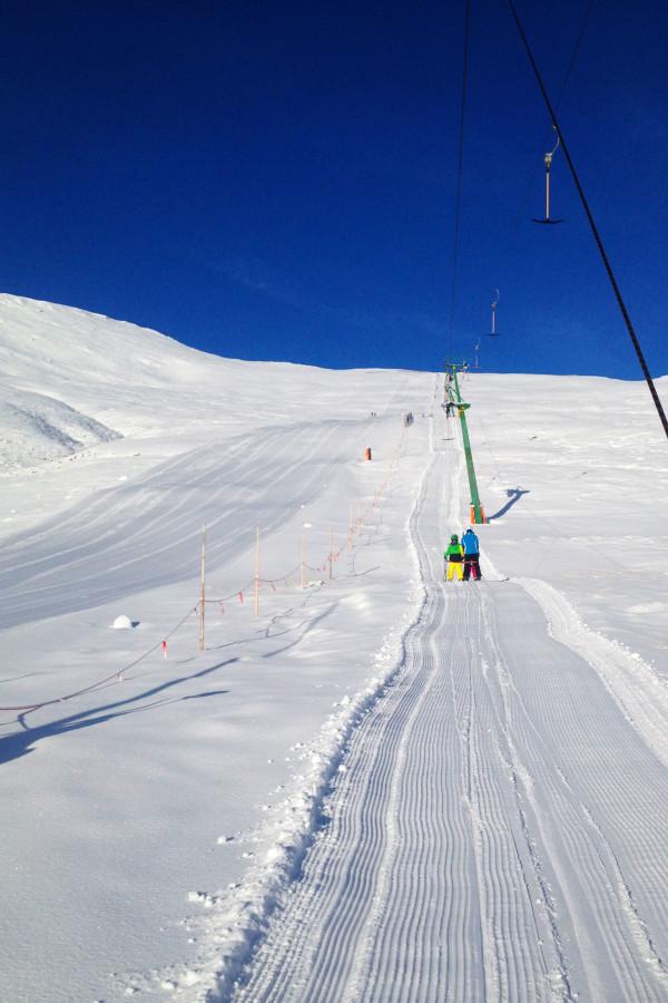 Skigebiet Falkertsee Falkertlift