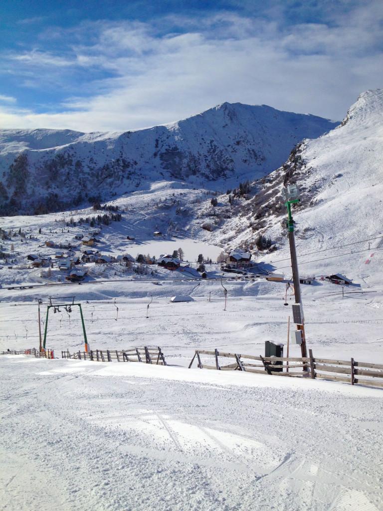 Skigebiet Falkert Sonnlift